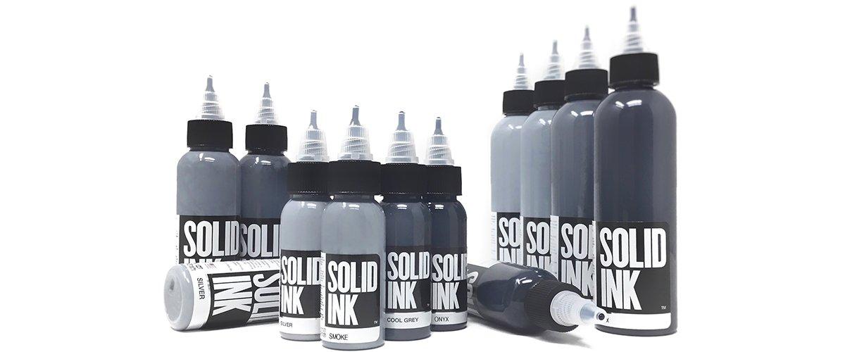 Solid Ink - Federico Ferroni - Tattoo Supply - Tattoo Direct