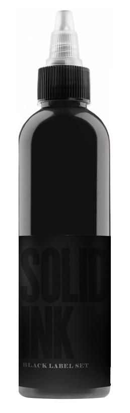 Lining Black - Solid Ink - Federico Ferroni