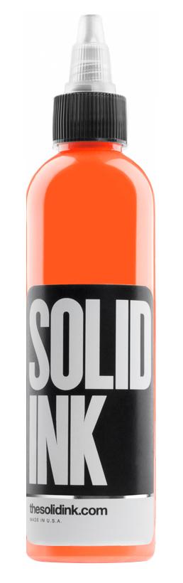 Cream Orange - Solid Ink - Federico Ferroni