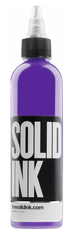 Purple - Solid Ink - Federico Ferroni