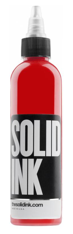 Red - Solid Ink - Federico Ferroni