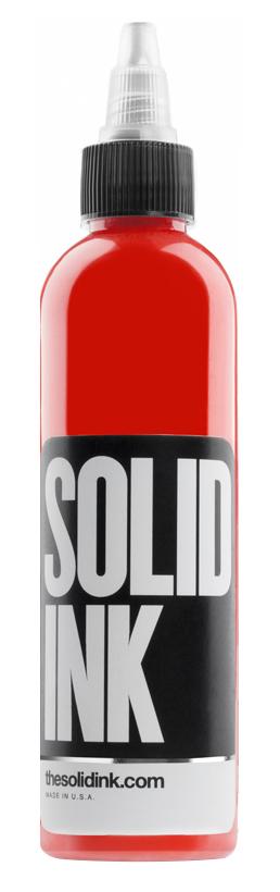 Super Red - Solid Ink - Federico Ferroni