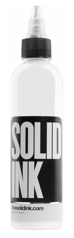 White - Solid Ink - Federico Ferroni