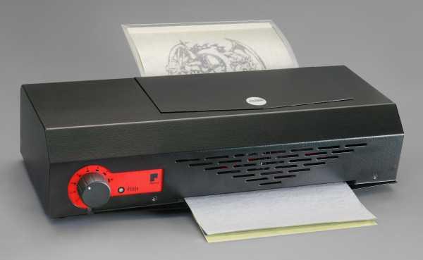 thermal stencil machine