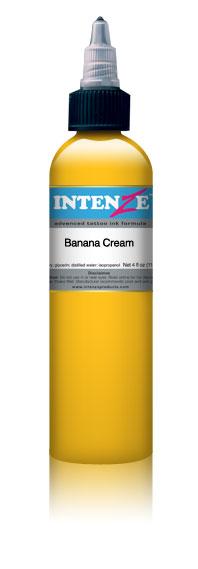 Banana Cream - Intenze