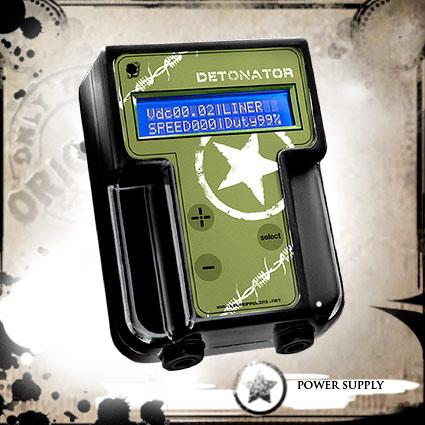Detonator - Power Supply by Lauro Paolini
