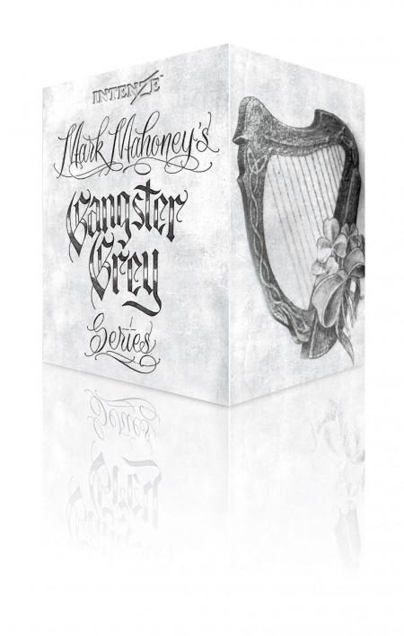 Mark Mahoney  - Gangster Grey Series - 6 Bottle Set 1oz - Intenze