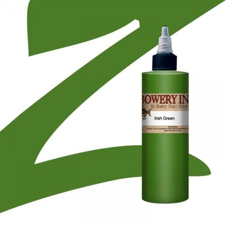 Irish Green - Bowery Ink by Stan Moskowitz - 4oz - Intenze