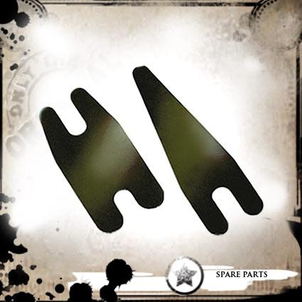 Standard Iron Springs Black 10+10 - Lauro Paolini