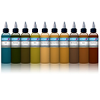 Earth Tones 10 Colour Set - 1 Oz - Intenze