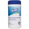 Isopropyl Alcohol Scott Wipes Tub - Kimberly Clark