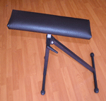Adjustable A-Frame Armrest