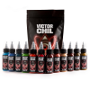 Victor Chil 12 Colour 1oz Set - Solid Ink - Federico Ferroni
