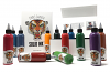 Chris Garver 12 Colour 4oz Box Set - Solid Ink - Federico Ferroni
