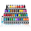 50 Colour Deluxe Set (2oz) + Mixer - Solid Ink - Federico Ferroni