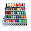 60 Colour Mega Set (4oz) + Mixer - Solid Ink - Federico Ferroni