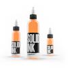 Peach Orange - Solid Ink - Federico Ferroni