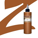 Brown - Bowery Ink by Stan Moskowitz - 4oz - Intenze