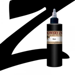 Black - Bowery Ink by Stan Moskowitz - 4oz - Intenze