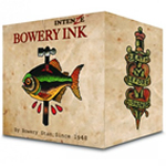 Bowery Ink by Stan Moskowitz - Traditional Colour Series - 8 Bottle Set 1oz - Intenze