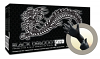 XX-Large Black Dragon Zero - Black Nitrile Glove - 100 gloves per box
