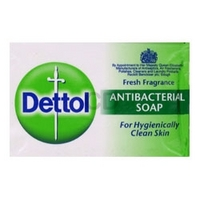 Dettol Antibacterial Soap - 3 Pack, 300gm
