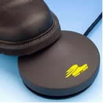 Foot Switch - Round molded fiberglass-filled nylon case