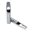 5F Flat Tip - Cutout - Stainless Steel - 50mm