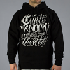 Luxury Hustle Wear 'Can't Knock The Hustle' Hoodie Pullover. Available in sizes S-XL