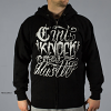 Luxury Hustle Wear 'Can't Knock The Hustle' Hoodie (Zip Up). Available in sizes S-XL