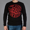 Luxury Hustle Wear Long-sleeved Tee with Hustle Butter Deluxe stamp. Made with 100% cotton and available in sizes S-XXL.