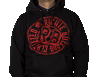 Luxury Hustle Wear Richie Bulldog Certified Hoody Pullover. Available in sizes S-XL