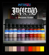 "Inferno ""Limited Edition"" 10 Colour Series"