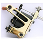 Micky Bee Brass Sting Tattoo Machine