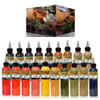 19 Colour - Mike DeMasi Colour Portrait Set - 4oz Intenze