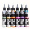 12 Colour Art Deco Set 1oz Set - Solid Ink - Federico Ferroni