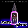 Kuro Sumi - UV Glow Pink - 1oz
