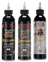 3 Bottle Lining, Greywash Set - Irezumi Japanese Ink - 12oz Bottles