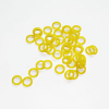 O-ring Yellow - 100 Pieces Per Bag