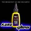 Kuro Sumi - UV Glow Yellow - 1oz