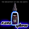 Kuro Sumi - UV Glow Blue - 1oz