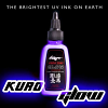 Kuro Sumi - UV Glow Purple - 1oz