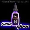 Kuro Sumi - UV Glow Purple - 1oz