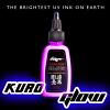 Kuro Sumi - UV Glow Magenta - 1oz