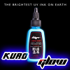 Kuro Sumi - UV Glow Clear - 1oz