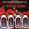 Zhang Po Shading Kit - Kuro Sumi - 4 x 6 Oz Bottles